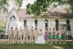 Bridesmaid and Groomsmen