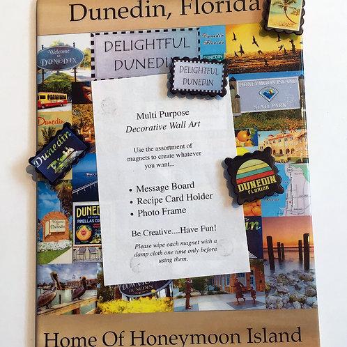 Dunedin Magnet Board - 7X10