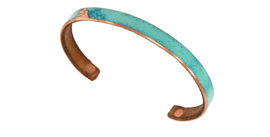 "1/4"" Turquoise Stackable Bracelet"