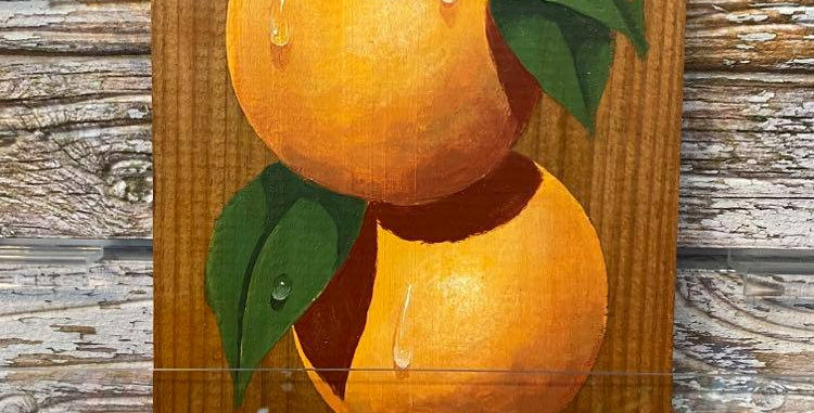 Two Oranges by Steven Spathelf #2