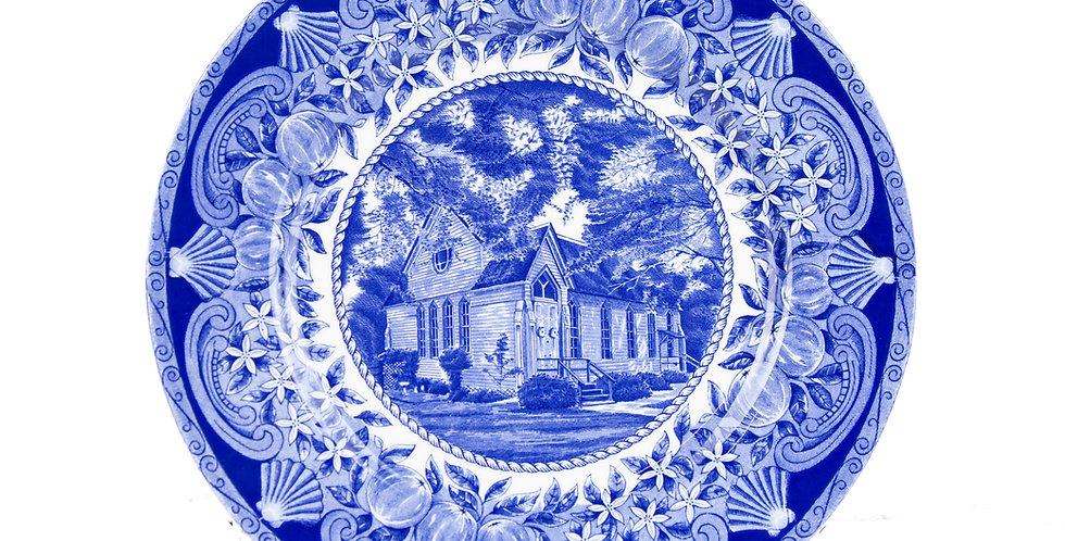 Andrews Chapel Commemorative Plate