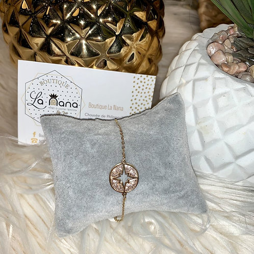 Bracelet Séphise ROSE GOLD