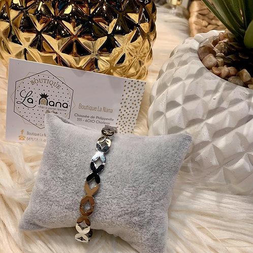 Bracelet Clem ARGENT