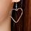 Thumbnail: Boucles d'oreilles Halley Doré
