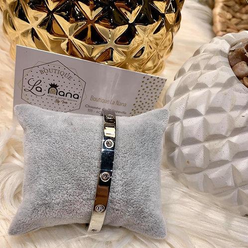 Bracelet Luna ARGENT