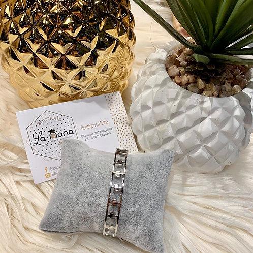 Bracelet Cactus ARGENT