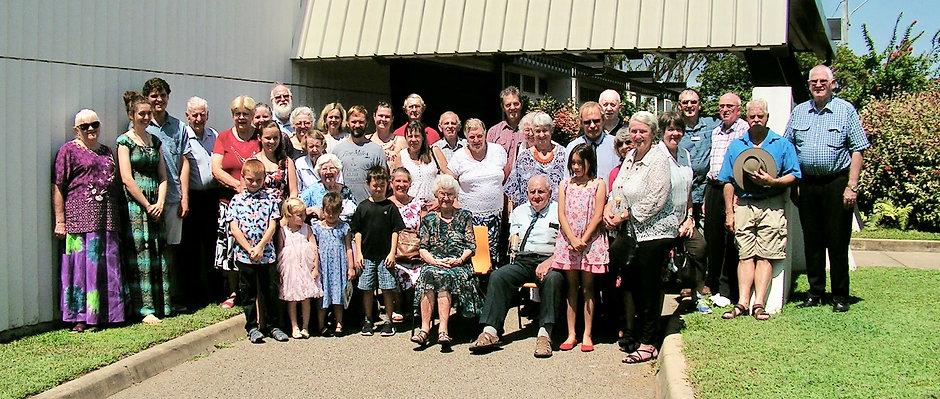 John Knox Church Family