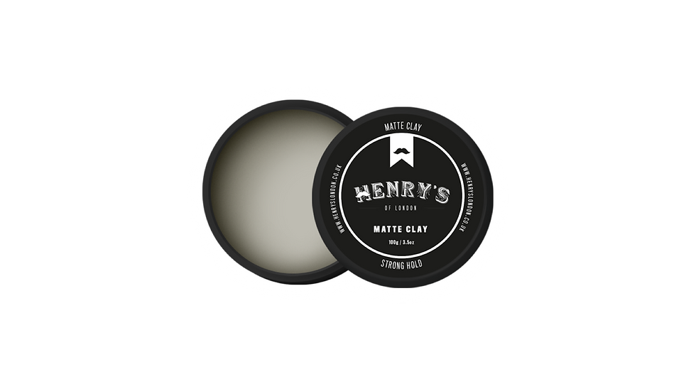 Henry's Matte Clay