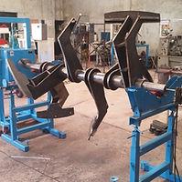 Rotor para Mezclador de Polvos