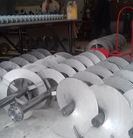 Transportadores helicoidales para cebada