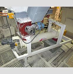 Dosificadores de tornillo helicoidal de pesaje dinámico