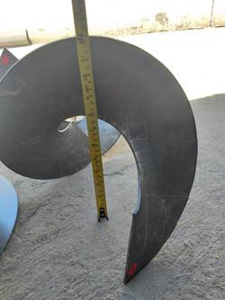 Measurement Helix Flight