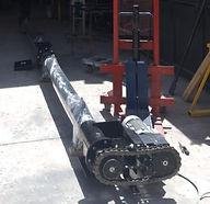 Transportador Helicoidal Tubular
