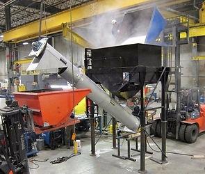 Chemical Industry Screw Conveyor & Auger