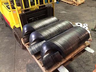 Manufacture Screw Conveyor Spare Parts & Screw Flight (Sectional Flight)