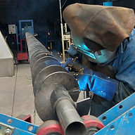 Fabricación a medida de Transportadores de Tornillo Helicoidal para manejo de Cemento
