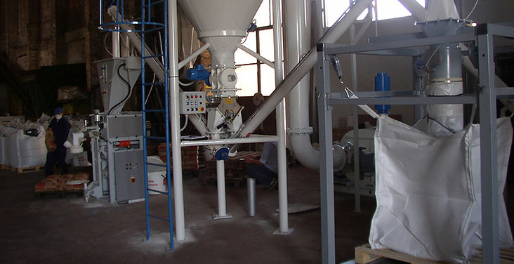 Big Bag Filling Equipment & Systems