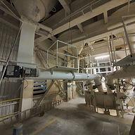 Screw Conveyor para manejar y dosificar de Carbonatos en Polvo para obtener Adhesivos