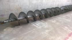 Helicoidal para manejo de Cebada