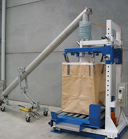 Electronicbig bag weighing and dosin system