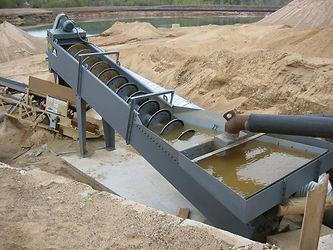 Mining Industry Screw Conveyor & Auger