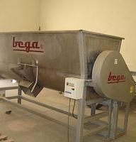 Mezclador de paletas para fertilizante