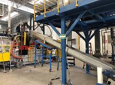 Ventajas de un transportador helicoidal