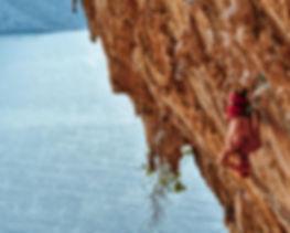 fred-resting-grandegrotta-kalymnos-climb
