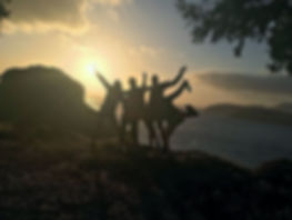 friendship-scotishteam-kalymnos-climbing