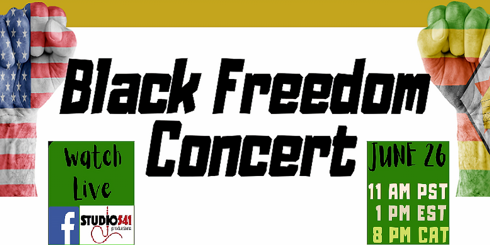 Black Freedom Concert
