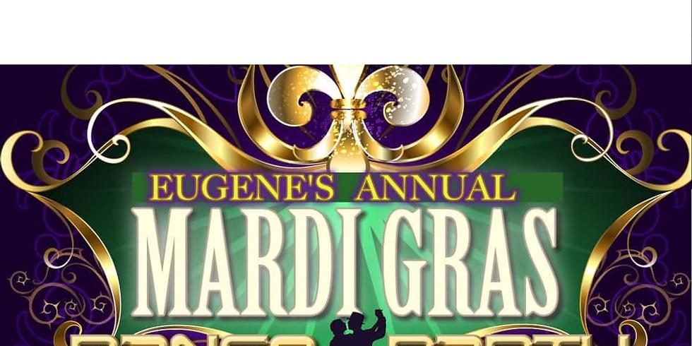Eugene's Annual Mardi Gras