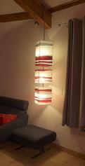 Lampe japon