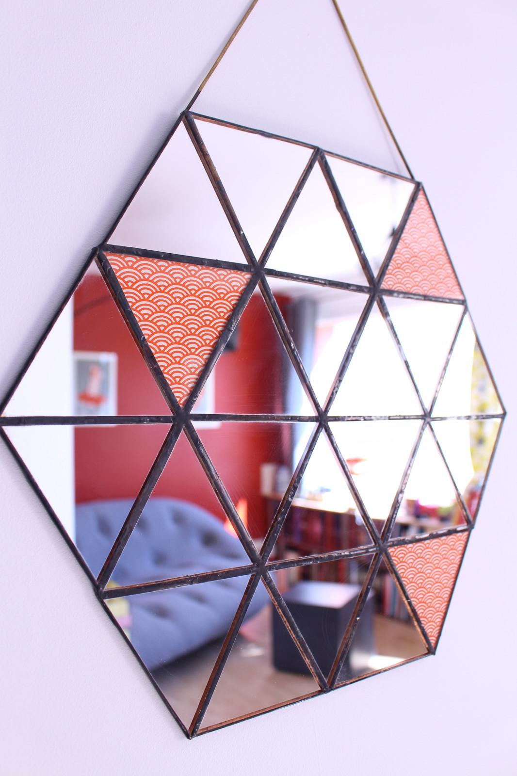 Objet en verre drome mobile for Miroir japonais