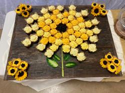 Sunflower cupcakes!!!