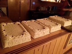 Sheet cakes, anyone?