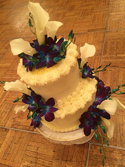 Two tiered delight!