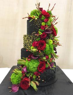Black cake of awesomeness