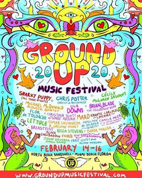 Ground Up Music Festival 2020 with Hamilton de Holanda