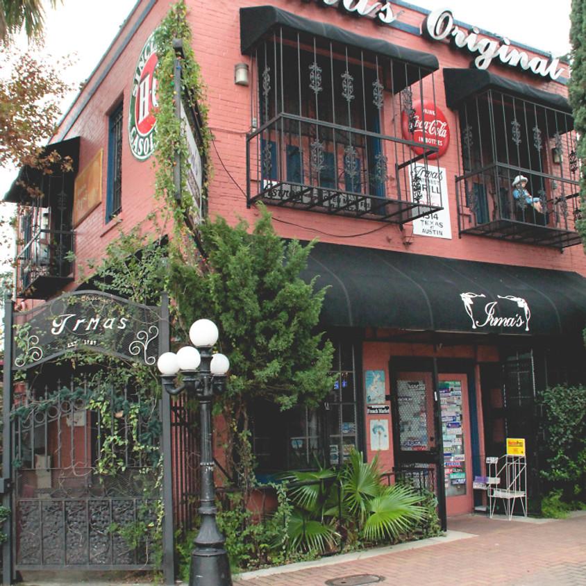 Fundraiser at Irma's Original Restaurant