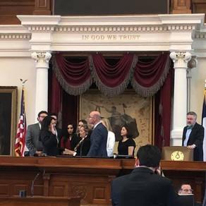 Representative Morales Sworn in