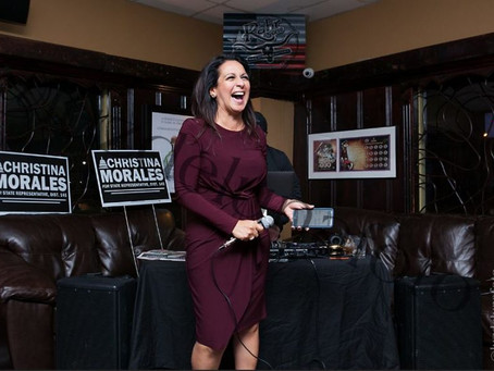 Christina Morales elected in Texas House District 145