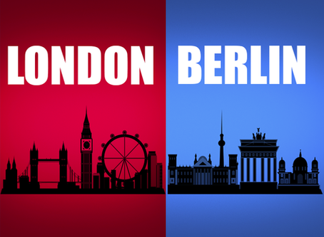 Brexit Crexit: London or Berlin