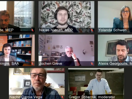 AEPO-ARTIS Webinar Highlights Crucial Role of CMOs in Cultural and Creative Sector