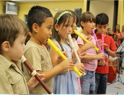 American Children's Orchestras for Peace