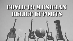 Positive Legacy's COVID Relief Fund: Helping Those Who Make Live Music Events Happen.