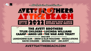 Save the Date! The Avett Brothers At The Beach Announced