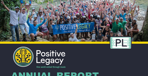 Positive Legacy Reflects & Shares Annual Report