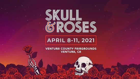 Skull & Roses 2021