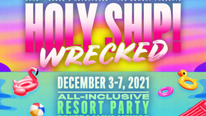 Save the Date! Holy Ship Wrecked Announced