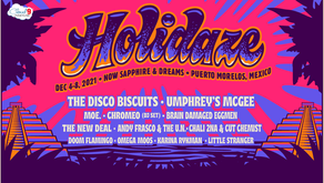 Save the Date! Holidaze Announced